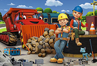 Bob The Builder, Sam the Fireman